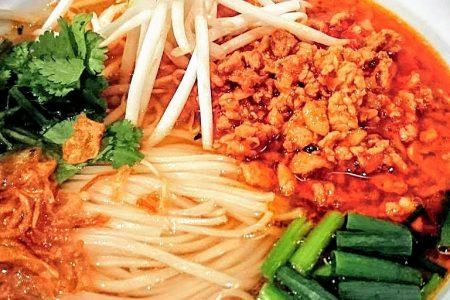 週替わりアジアン屋台麺