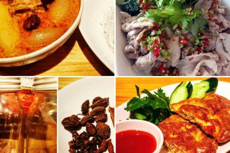 アジアン惣菜屋台飯
